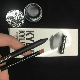 Kylie Brow Pencil And Gel (Also Available In Brown)