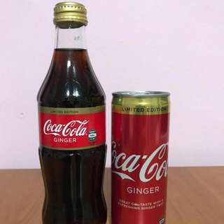 Coca-Cola Ginger (Limited Edition)