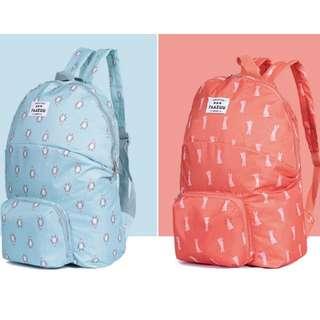 Animal Print waterproof backpack
