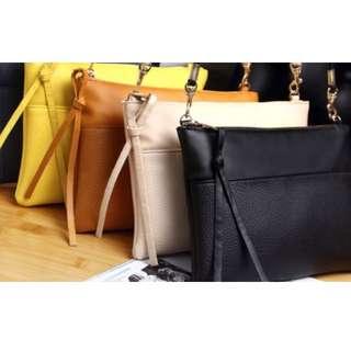 Summer diagonal shoulder handbag