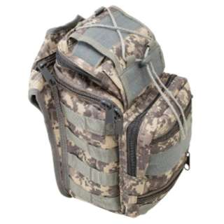 Camo Camouflage Side Sling Multi Purpose Bag/Pouch