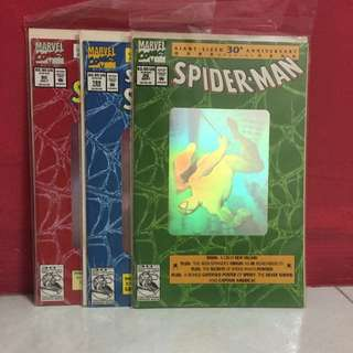 Marvel Comics : Spider-Man [Giant Sized 30th Anniversary Special]