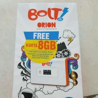 BoLT! ORION 4G LTE