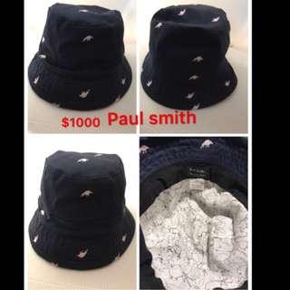 漁夫帽 Paul smith/ Diesel
