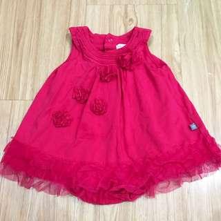 Petit Lem Romper Dress