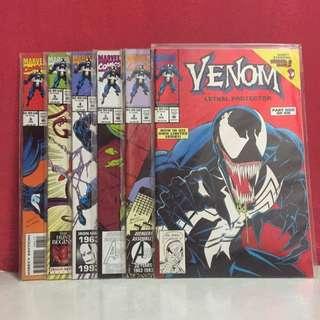 Marvel Comics : Venom Lethal Protector