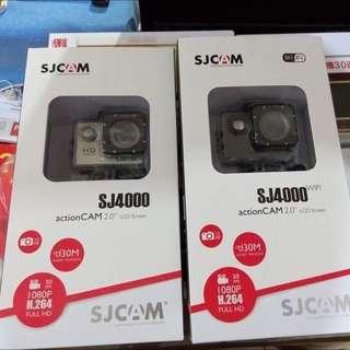 SJ4000 Action Camera 2.0