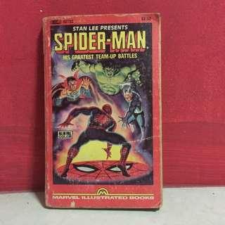 Spider-man : His Greatest Team-up Battles