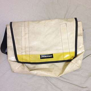 Freitag F13 Top Cat 稀有