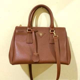 Brown City Bag