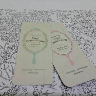 (Sample) Etude House Face Conditioning
