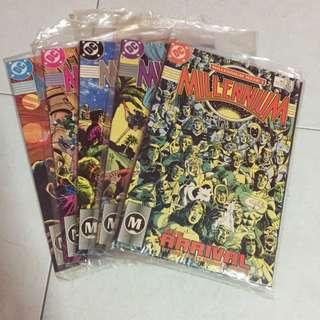 DC Comics : Millennium