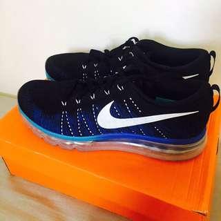 Nike 編織氣墊慢跑鞋 US.10