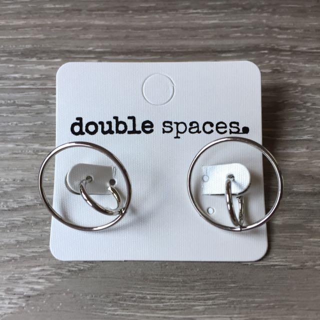 3D Loops Earrings
