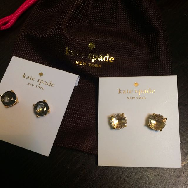 Authentic Kate Spade Earring
