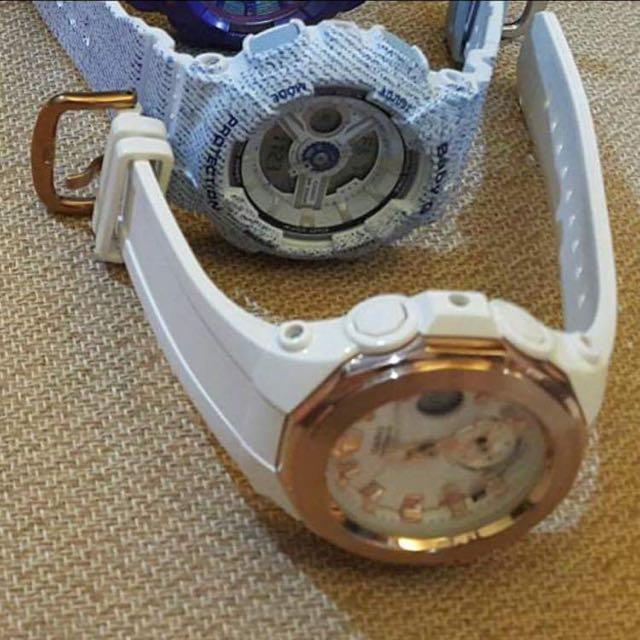 Baby G/Michael Kors Watches!!!