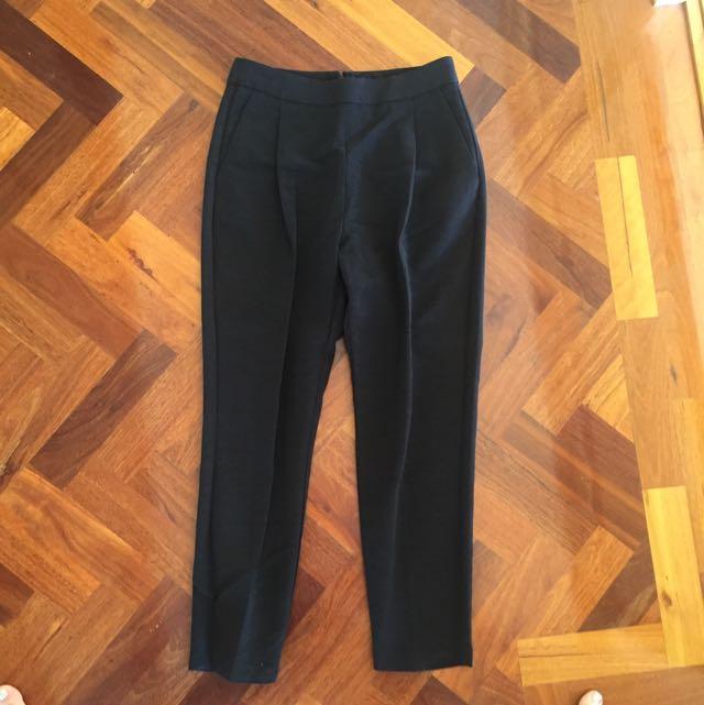 BARDOT Black Full Length Pants
