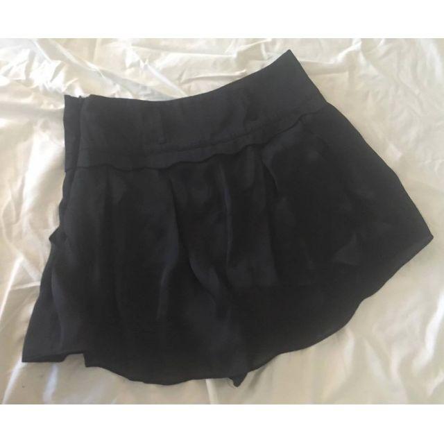 Black Silk Shorts (8)