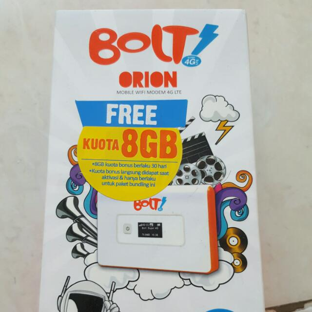 BoLT! ORION 4G LTE
