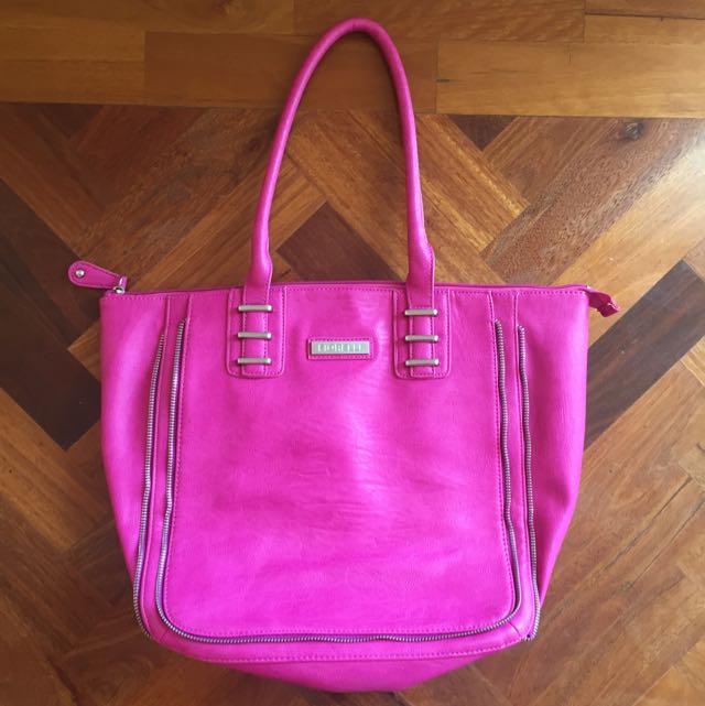 Fiorelli Fuschia Hand Bag