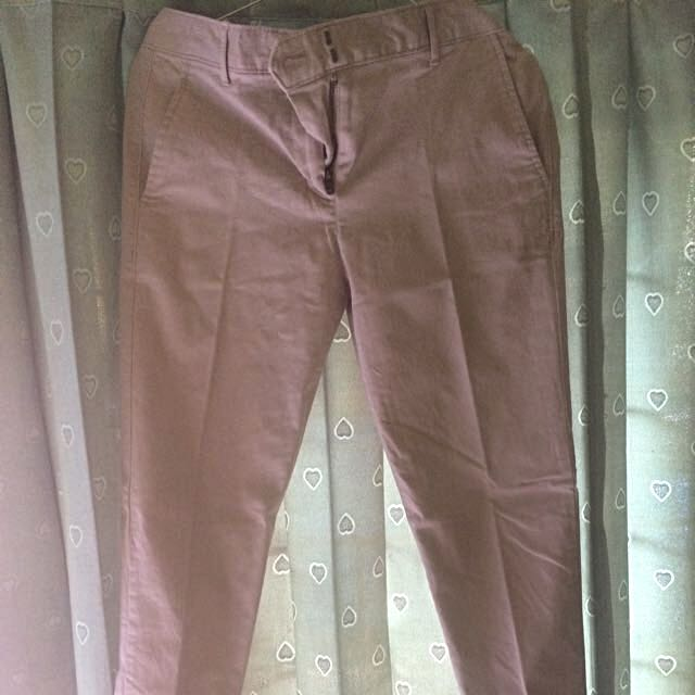 GAP SKINNY BROWN