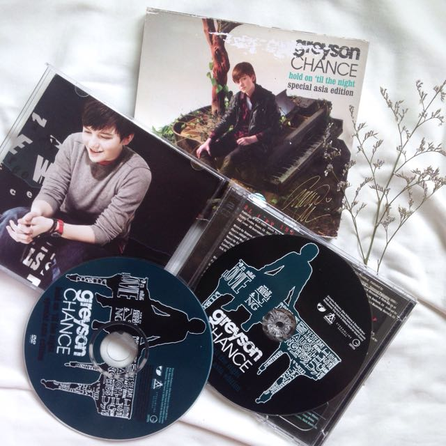 Greyson Chance LIMITED Special Album