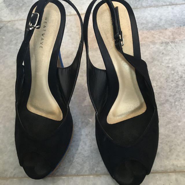 Heatwave High heels 👠👠