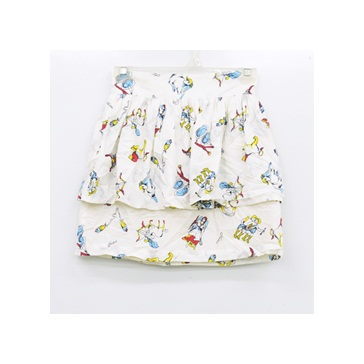 Horoscope Peplum Skirt