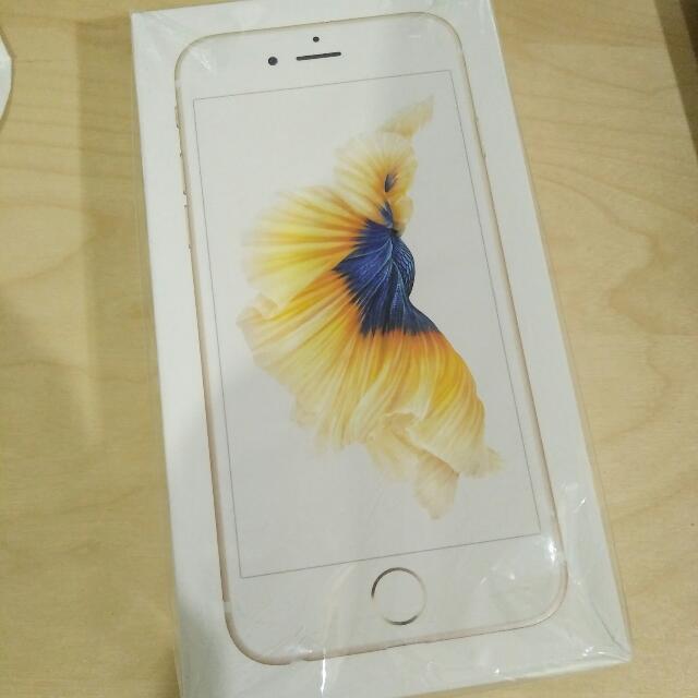 iPhone 6s 32G 金色