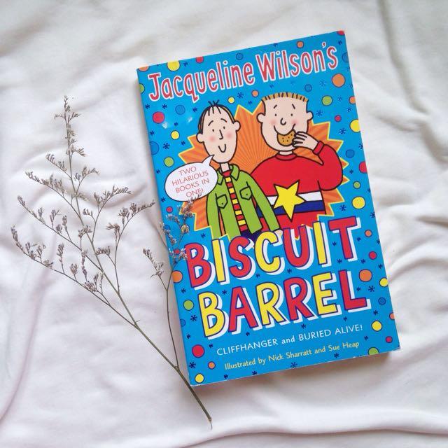Jacquelline Wilson's BISCUIT BARREL