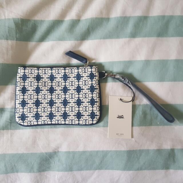 Jag Pouch/Wallet (Pending)