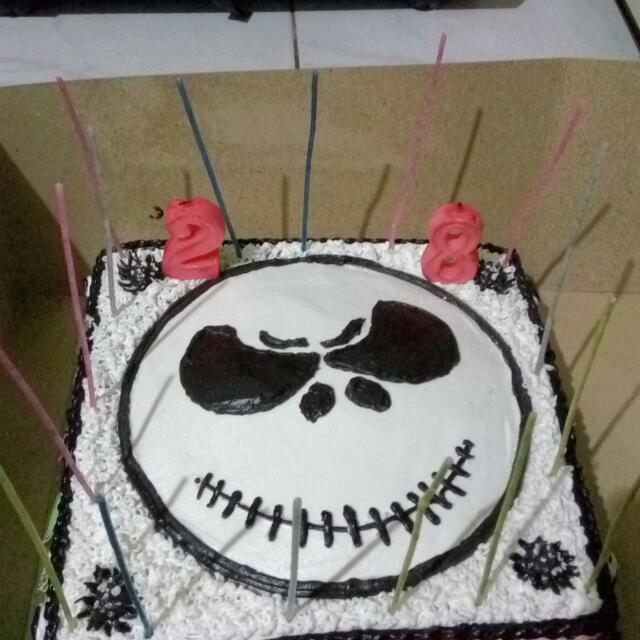 Kue Tart Ulang Tahun (PO)