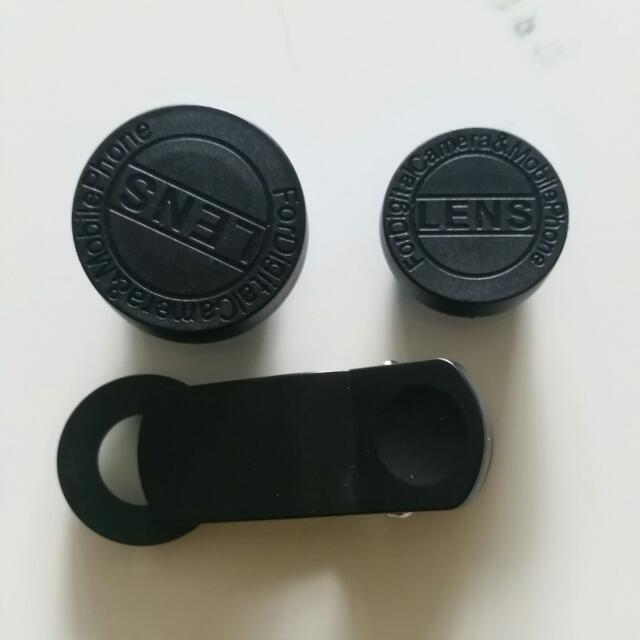 Lenses For Mobile Phones