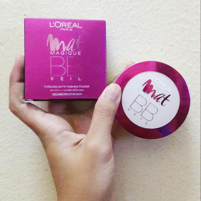 L'oreal Mat Magique BB Veil, Health & Beauty, Makeup on Carousell