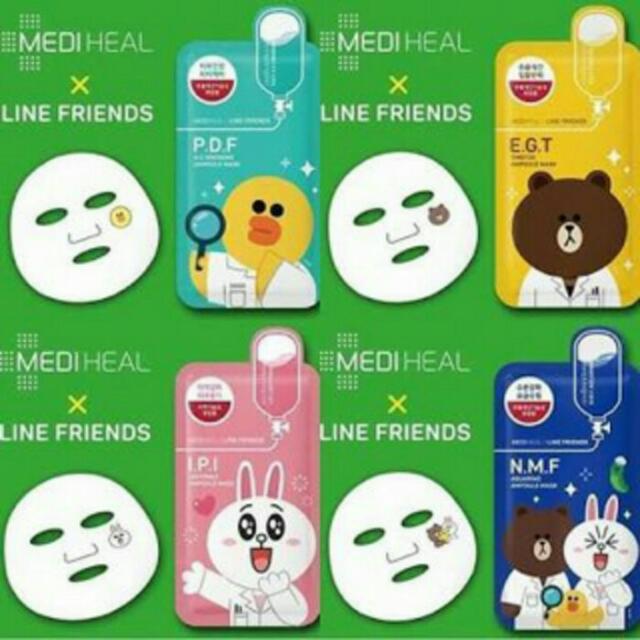 Mediheal Line Mask ORI SALE!