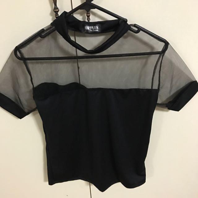 mesh top