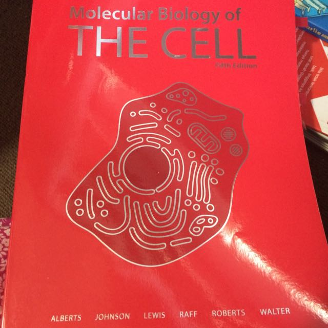 Molecular Biology Of The Cell 5th Edition - Alberts Et Al