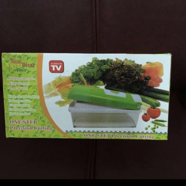 Nicer Diced Plus 切菜器 12件(含運)