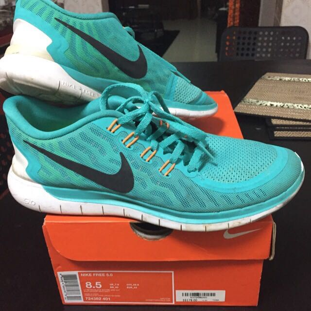 new concept 4b1ed 62d91 Original Nike Barefoot run 5.0, Sports, Sports & Games ...
