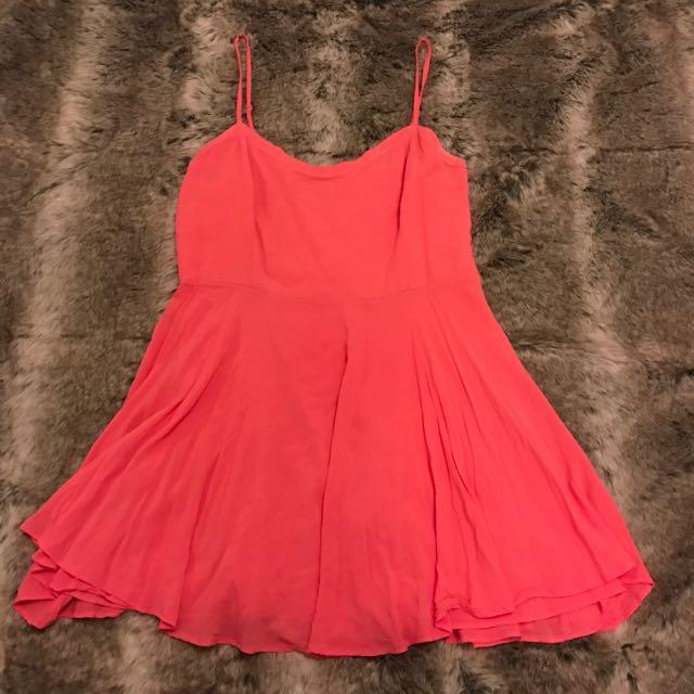 Pink Festival Dress