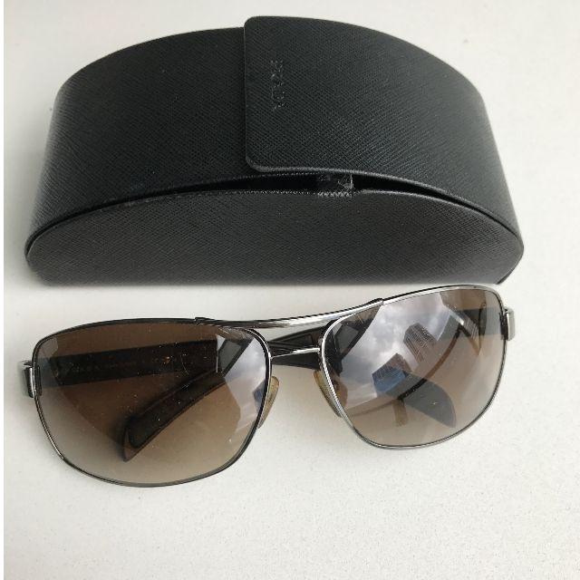 Pre-owned Authentic Parda LINEA ROSSA Sunglasses $50