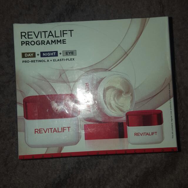 revitalift  loreal 3 in 1