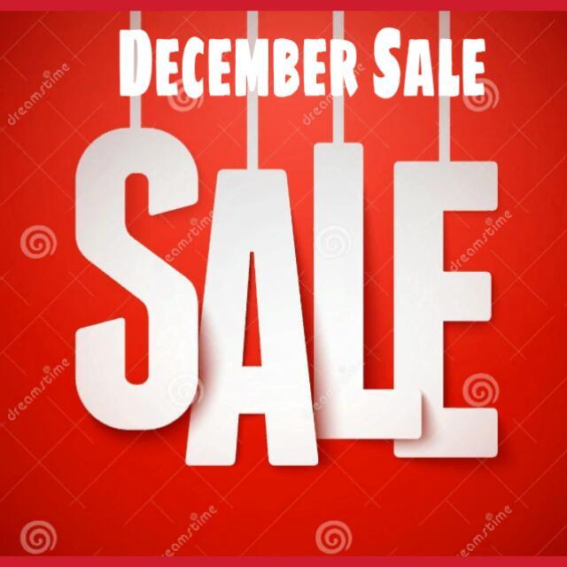 SALE DESEMBER Semua Harga Yang Tercantum Akan Di Discount Rp. 20.000 Sampai Akhir Desember 😊
