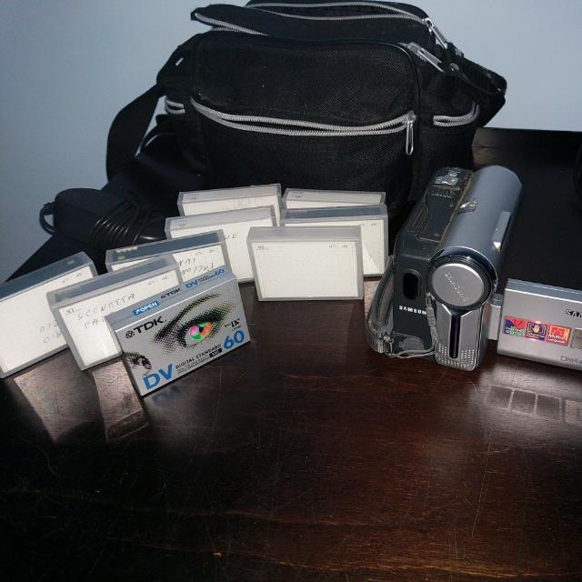 Samsung Digital-Cam Vp-D351