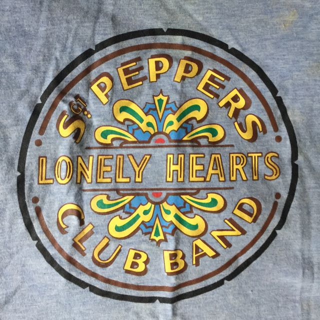 Sgt Peppers Lonely Hearts Club Band Tee