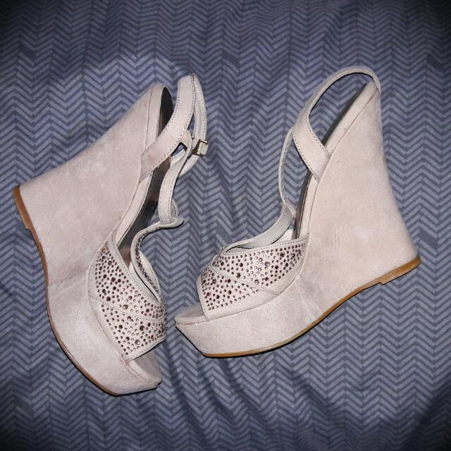 So Fab Wedge Shoes