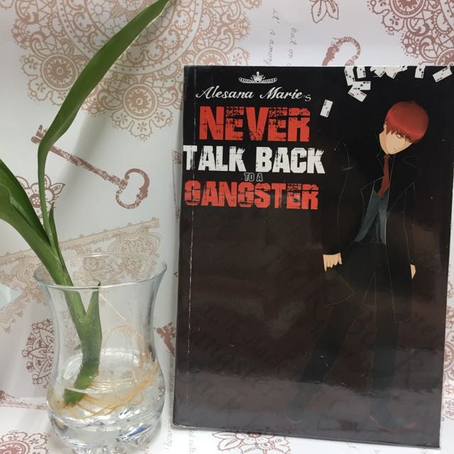 Talk back and youre dead never talk back to a gangster books photo photo photo photo photo fandeluxe Gallery