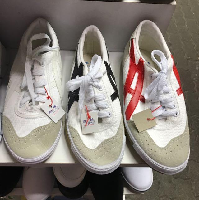 61688d8d63b Warrior Shoes/ School Shoes/ Taichi Shoes, Sports, Sports & Games ...