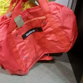 PRICE DROP Reebok Gym Bag