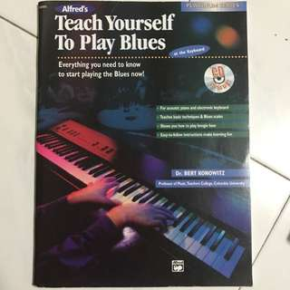 Alfred's Teach Yourself To Play Blues by Dr. Bert Konowitz